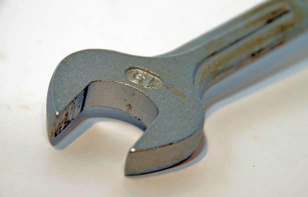 Foto chiave inglese
