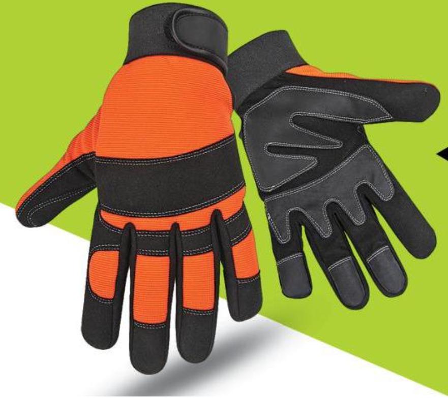 Image guanti da lavoro per cura del verde